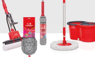 Veja como os MOPS podem facilitar a limpeza de qualquer ambiente da casa