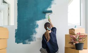 Pintura na quarentena